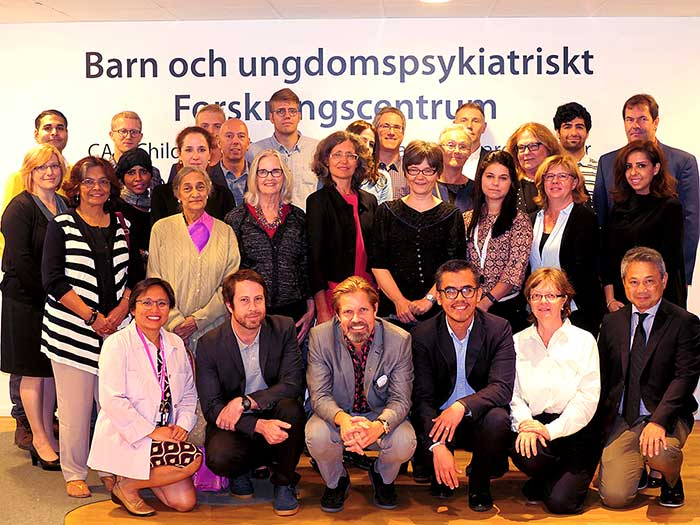 ICF Core Set for ASD in Stockholm, September 2016